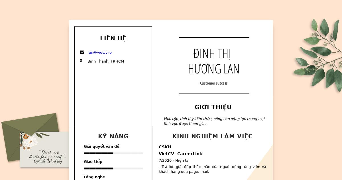 Đinh Thị Hương Lan